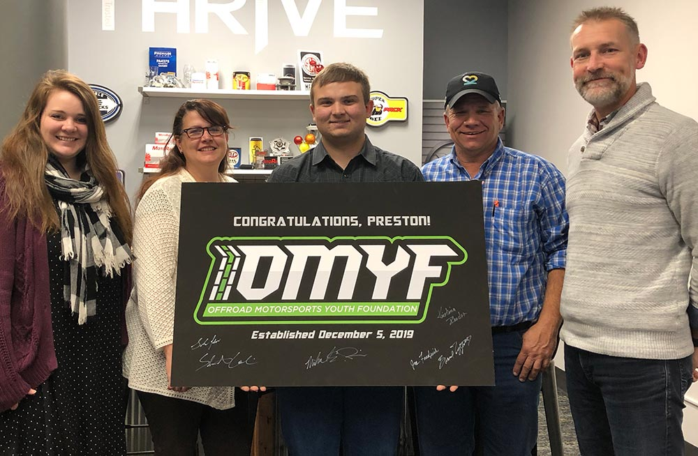EXTEND GROUP Helps Grant Wish of Local Cancer Survivor